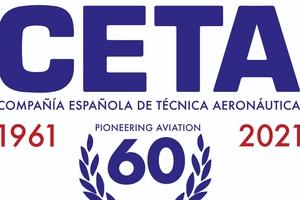 Compañía Española de Técnica Aeronáutica SA (CETA) logo
