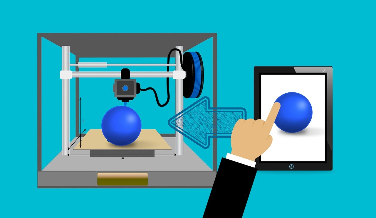 How 3D printing works?