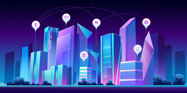 How are Smart Cities built?
