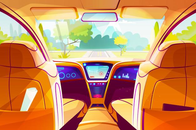 How does autonomous driving work?