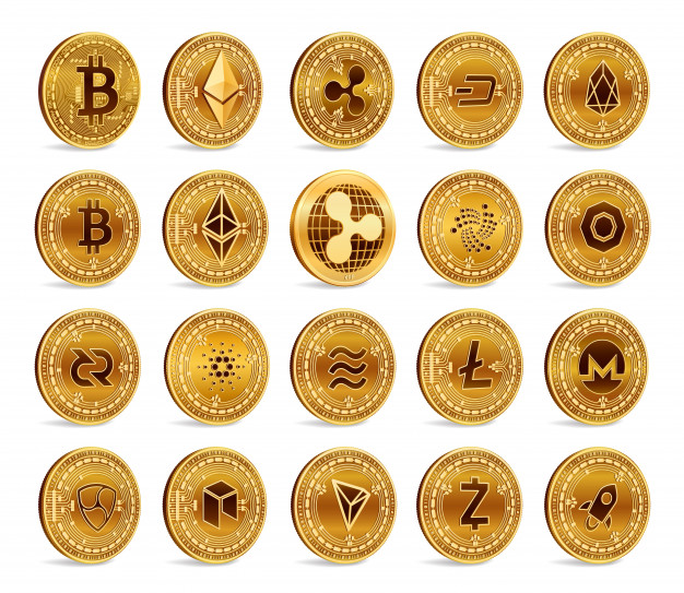 What are the examples of cryptocurrency?