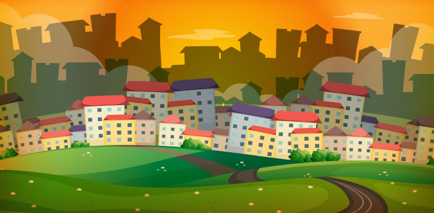 Smart Cities vs satellite towns