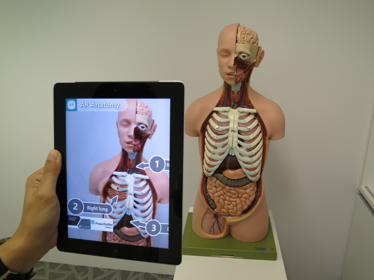 How augmented reality is used?