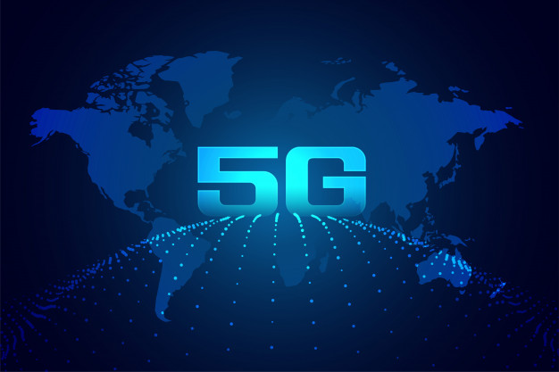 When 5G will be available on a global scale?