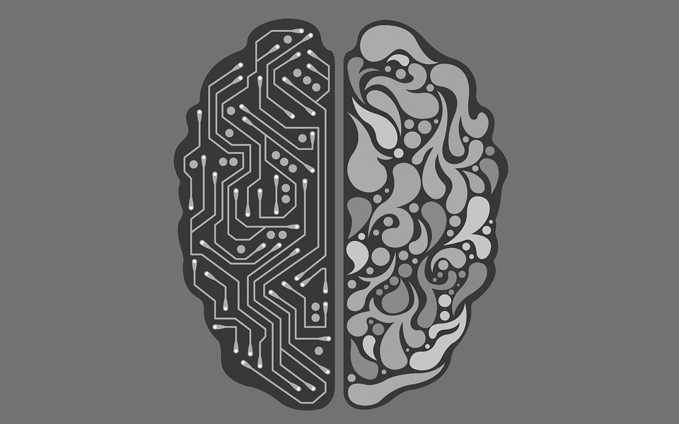 Artificial intelligence vs human mind