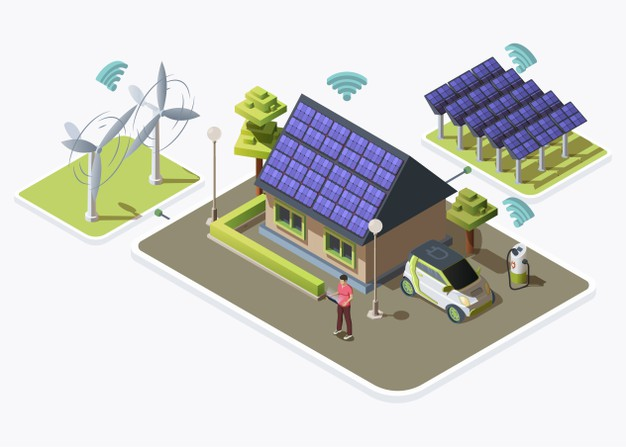 When was the first definition of Smart Grid provided?