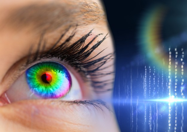 How computer vision works?
