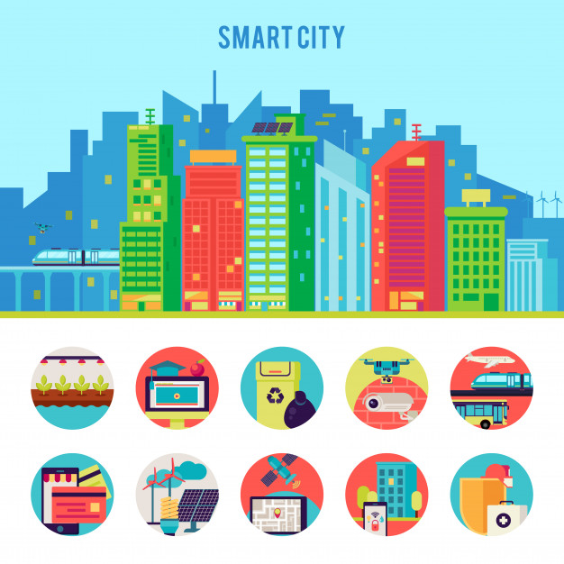 What is meant by Smart Cities?