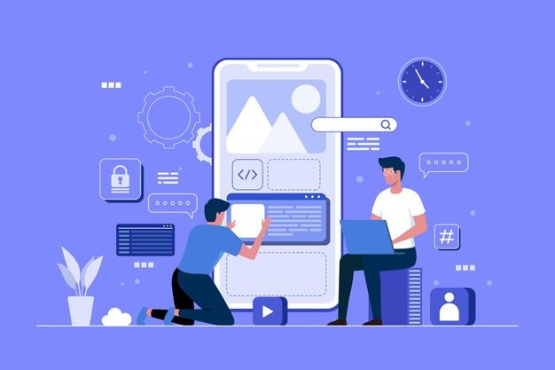 Technologies used in Multiexperience Apps development