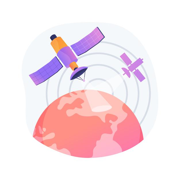 What are types of data collected in Earth Observation technology?