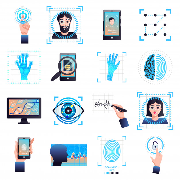 Types of Biometrics