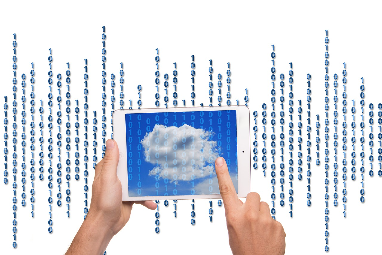 Cloud technology for data management