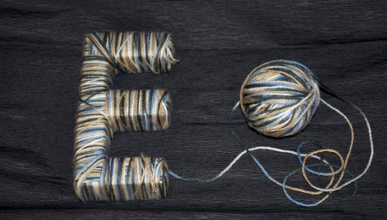 What is meant by E-textiles?
