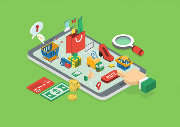 How is touch commerce technology helping customers?